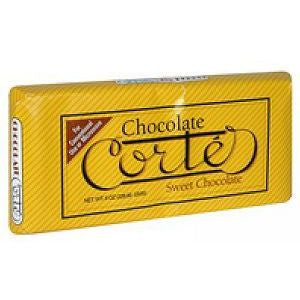 Cortes Chocolate bar 8oz