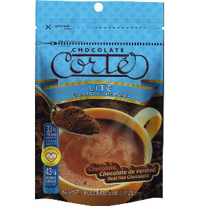 Cortes Ground Chocolate Lite - www.ElColmado.com