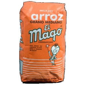 1 Bag El Mago Rice, Medium 3lb