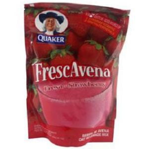 FrescaAvena Strawberry - www.ElColmado.com