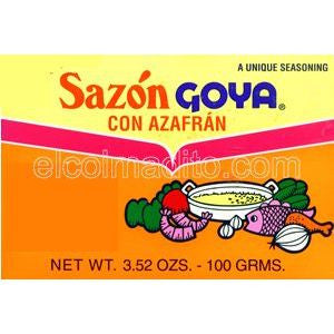 Goya with Azafran 2 pack 1.41oz