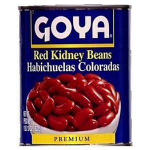 Goya Red Beans 2 cans 15oz ea