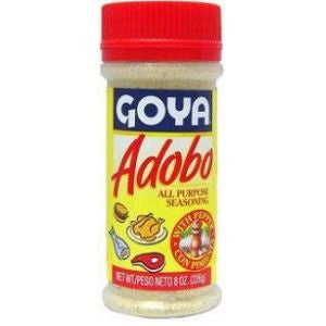 Goya Seasoning with Pepper - www.ElColmado.com