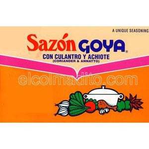 Goya Culantro and Achiote 2 pack 1.41oz
