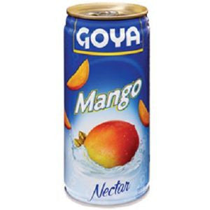 Goya Mango Nectar 5oz (3 units)