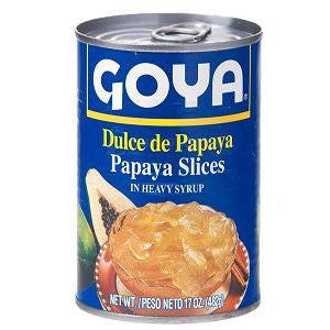 Goya Papaya Slices - www.ElColmado.com