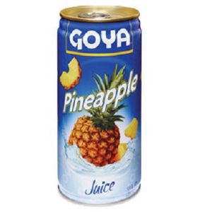 Goya Pineapple Nectar 5oz (3 units)