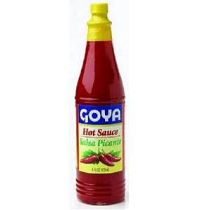 Goya Hot Sauce 2 bottles 3oz