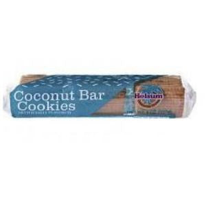 Holsum Coconut Bar Cookies - www.ElColmado.com