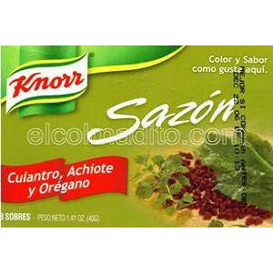 Knorr Culantro, Achiote and Oregano 2 pack 1.41oz