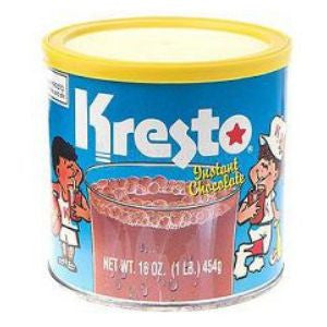 Chocolate Kresto Instant Chocolate 8oz