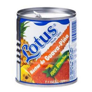 Lotus Guava Pineapple Nectar 5oz (3 units)