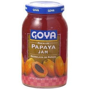 Goya Papaya Fruit Jam 17oz