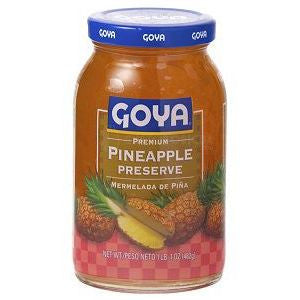 Goya Pineapple Fruit Jam 17oz