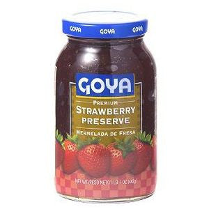 Goya Strawberry Fruit Jam, Mermelada - www.ElColmado.com
