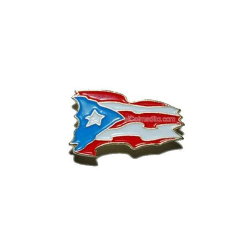Pins, Puerto Rico Fire Flag