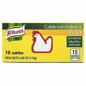 Knorr Chicken Bouillon 2 pack 2.3oz