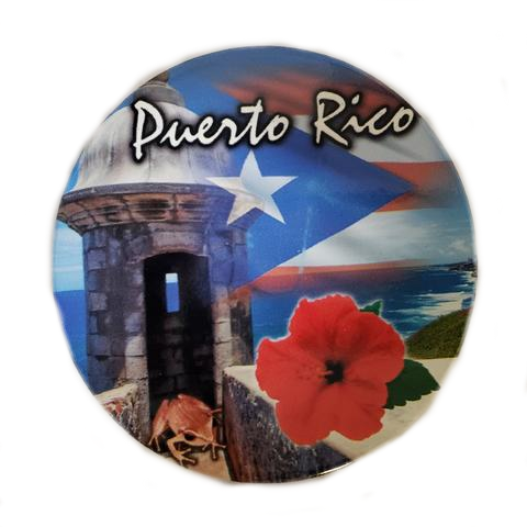 Puerto Rico Garrita, 4 pieces Cup Holder