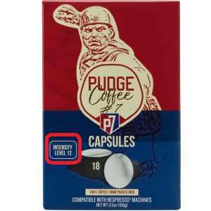 Pudge Coffee Capsules