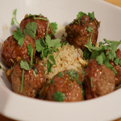 Meatballs in Sweet and Sour Sauce Recipe