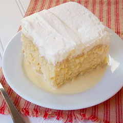 Cuatro Leches Cake Recipe