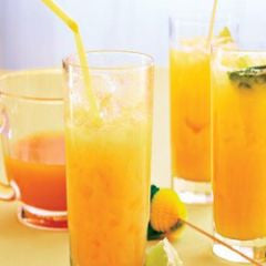 Mango Passion and Banana Punch Recipe