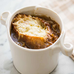 Onion Soup, Sopa de Cebolla Recipe