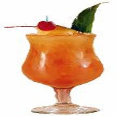 San Juan Rum Cocktail Recipe