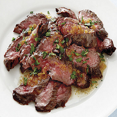 Churrasco with Herbs Butter Recipe