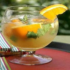 Parcha Orange Vodka Recipe