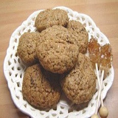 Coffee Macadamia Cookies Recipe