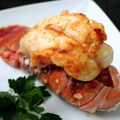 Lobster in Garlic Sauce Recipe