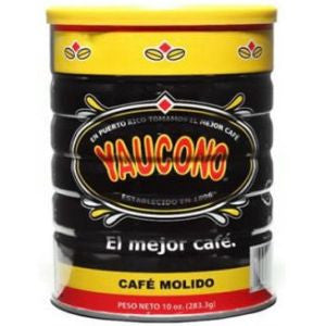 2 Cans Cafe Yaucono 10oz