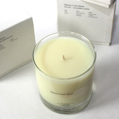 perfumed candle by maison louis marie
