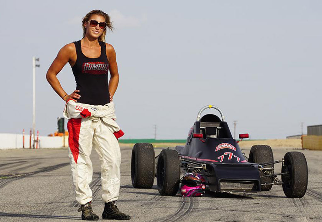 LEAH PRITCHETT SWITCHES FROM DRAG STRIP TO ROAD COURSE AS TOP FUEL RACER TAKES ON FORMULA FORD RACING NEXT WEEK | Leah Pritchett