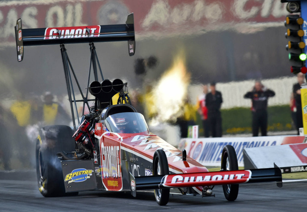 Looking Back on WinterNationals | Leah Pritchett