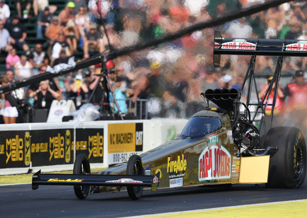 Three Chances for Victory at the Gatornationals for NHRA's Leah Pritchett