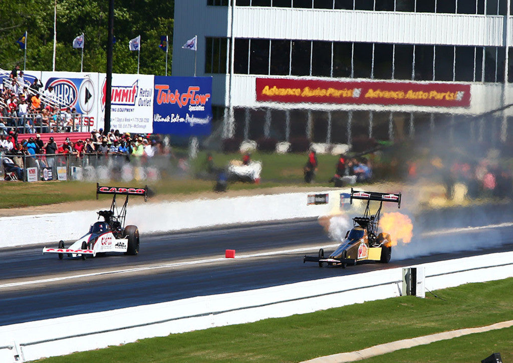 From worldwide news to semifinals finish in Southern Nationals, Pritchett, Papa John's team adds track record, keeps points lead