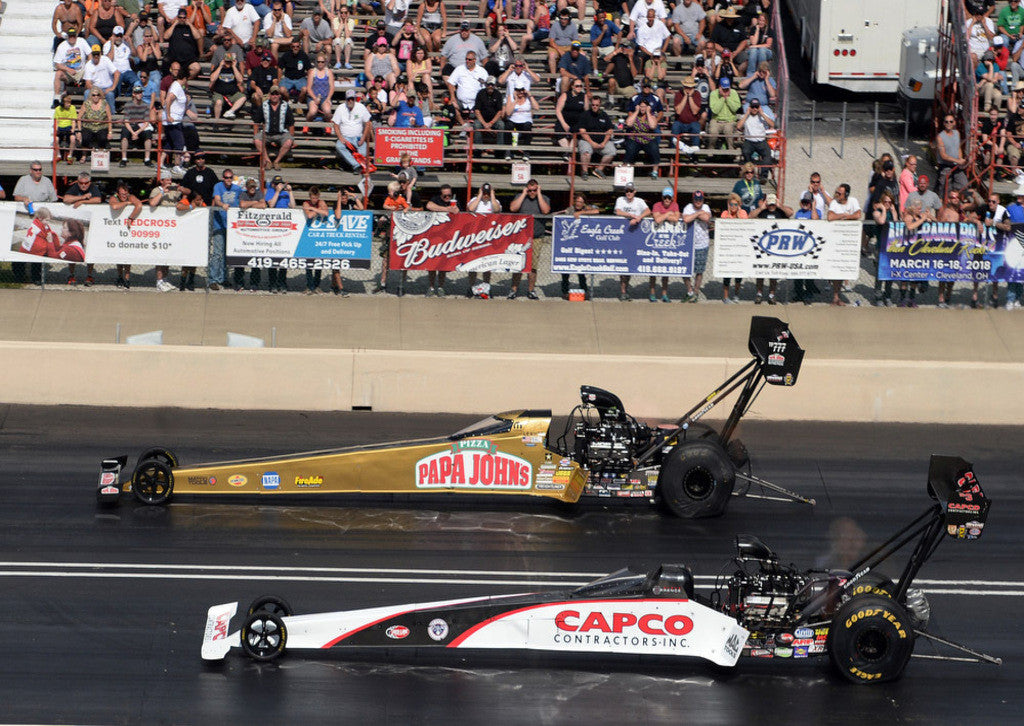 Drag Racing: Some different names on top of NHRA points standings | Leah Pritchett