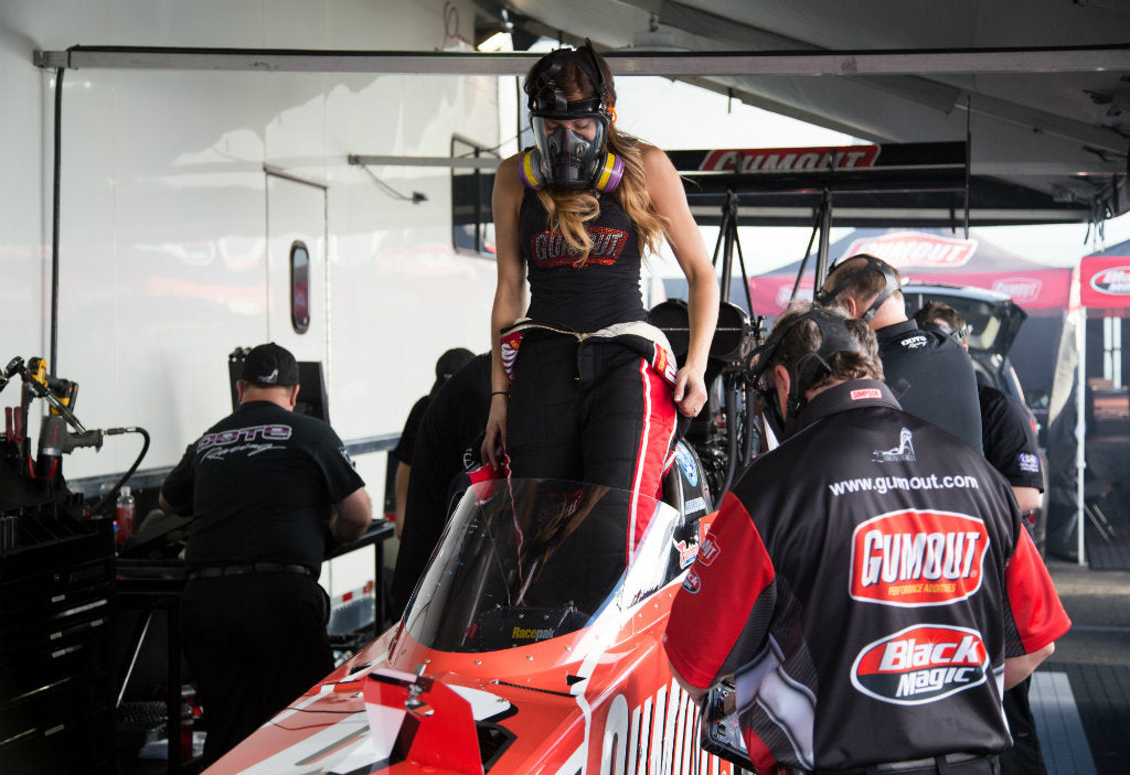 Looking Forward to Winternationals | Leah Pritchett