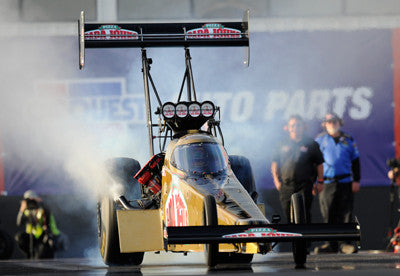 Pritchett, Force Shine at Nitro Spring Training | Leah Pritchett