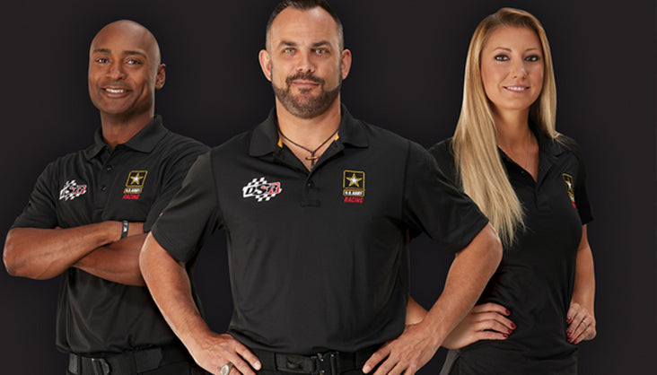Pritchett Joins Army Racing Lineup | Leah Pritchett
