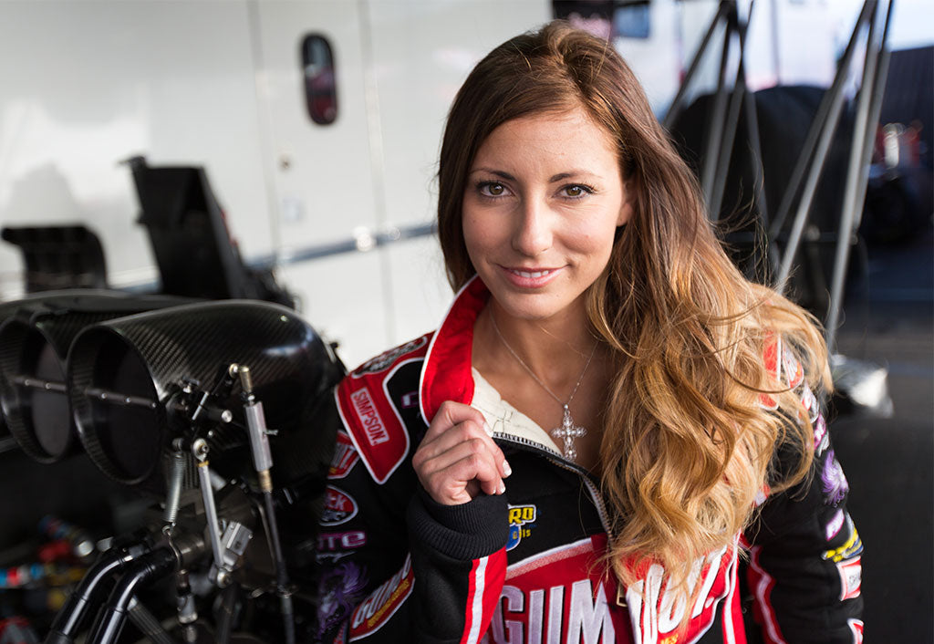 CALIFORNIA NATIVE PRODUCES BEST QUALIFYING MARK AMONG FEMALE NITRO RACERS | Leah Pritchett