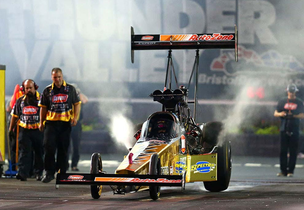 Redlands' Top Fuel dragster driver Leah Pritchett continues to raise her NHRA expectations | Leah Pritchett