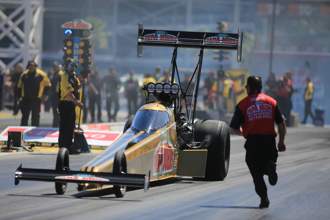 DSR Gets 300th NHRA Event Title | Leah Pritchett