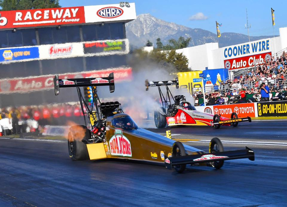 Leah Pritchett wins season-opening NHRA Winternationals | Leah Pritchett