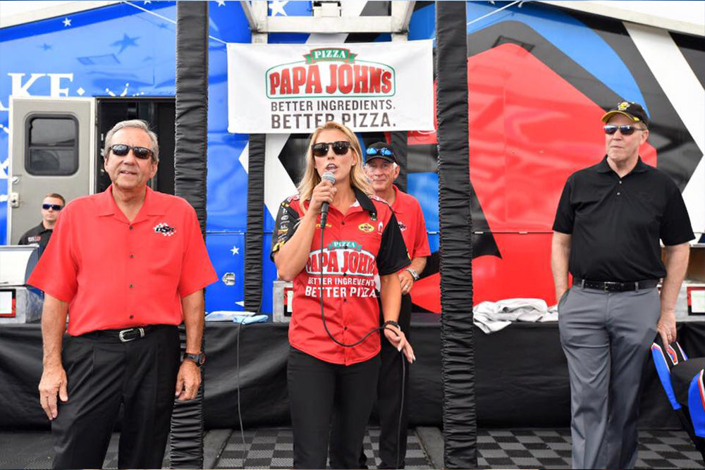 Pritchett advances to semis of U.S. Nationals, earns No. 3 seed for Countdown playoffs | Leah Pritchett