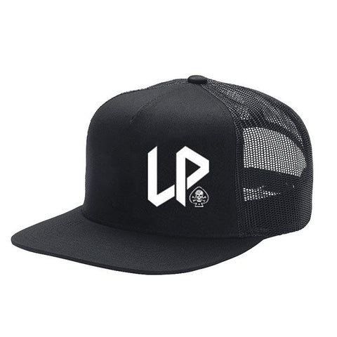 LP Icon Trucker Hat | Leah Pritchett