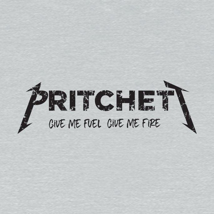 Pritchett Give Me Fuel Give Me Fire  | Leah Pritchett