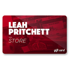 Leah Pritchett Gear Gift Card | Leah Pritchett